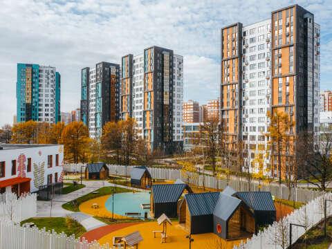 Жилой район Скандинавия